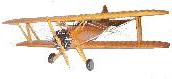 Stearman airplane model, airplane model,  mahogany model airplane, wooden model airplane wooden model aircraft, mahogany wooden model
