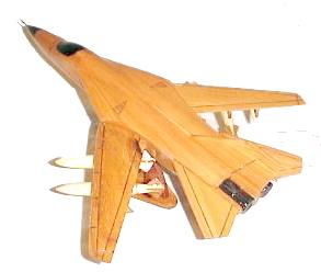 F-111 ArdvarkWarthog wooden model airplane, aircraft models, plane model  model planes desktop model mahogany model airplanes
