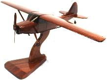 Model L-19 O1 BIRD DOG WOOD