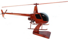 ROBINSON R22 MODEL ROBINSON R22 WOOD MODEL, ROBINSON R22 DESKTOP MODEL