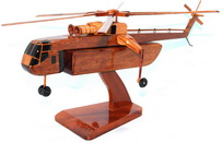 CH54 MODEL, WOOD MODEL CH54  , DESKTOP MODEL NATUAL WOOD MODEL