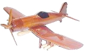 f4u corsair wooden airplane model f 4U coursair wood aircraft model