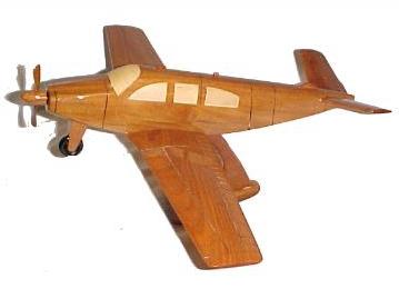 wooden model planes